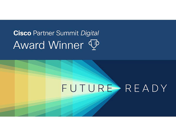 Cisco partner award