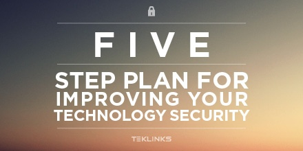 5 Step Plan for Improving Tech Security copy