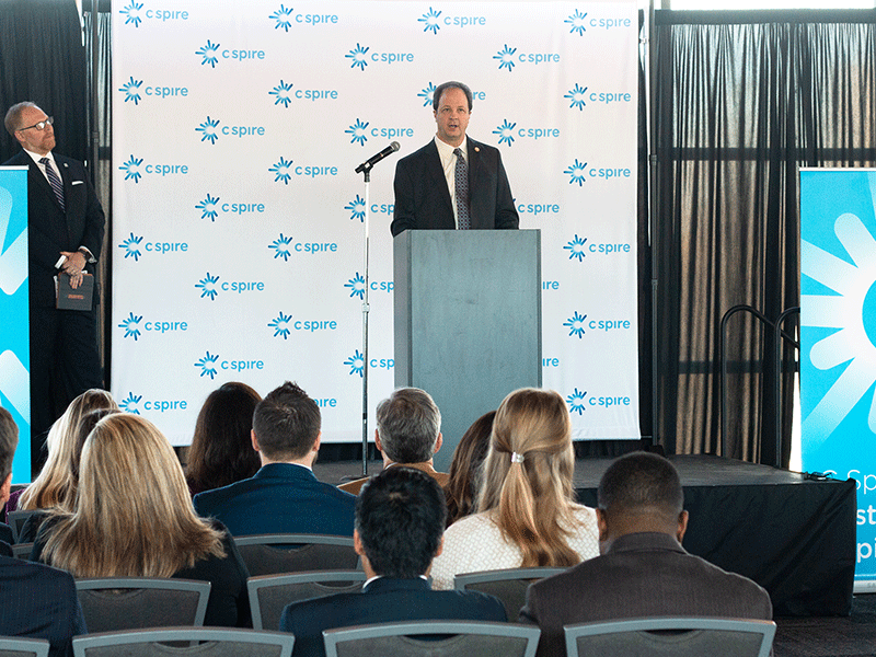 C spire fiber partnerships in Alabama