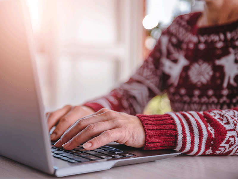 Holiday Phishing Scams 2019