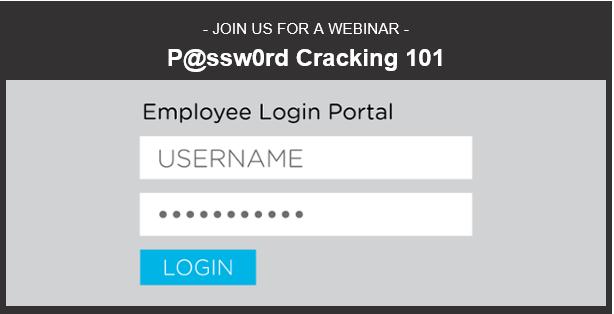 password webinar 1